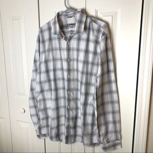 Express Men's Button Up Shirt XL